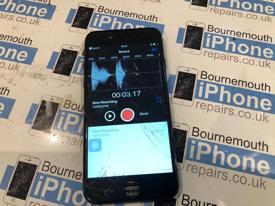 Bournemouth iPhone Repair | iPhone 7 Audio Codec IC replacement